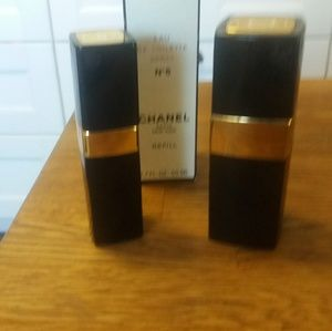 Vintage Chanel No 5 Bottles